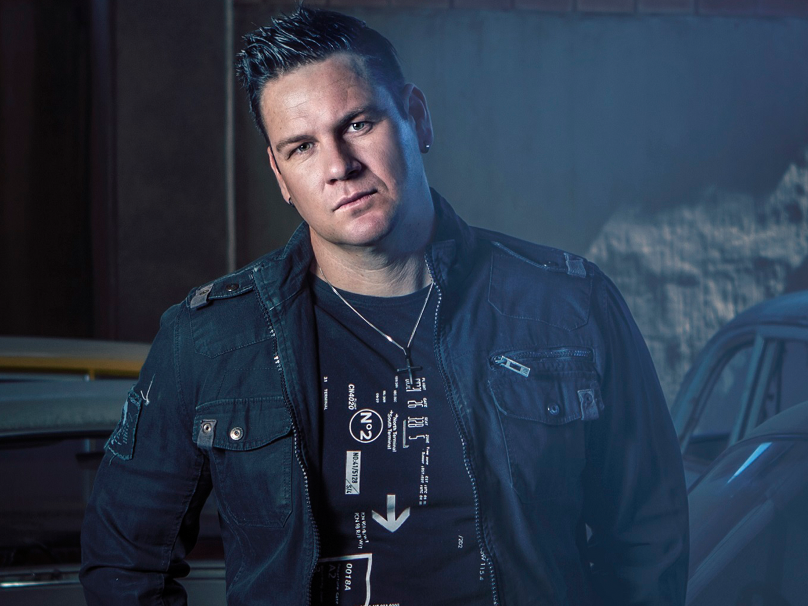 """Christian Heath turns up the heat with the music video and new single """"Because Of You"""""""