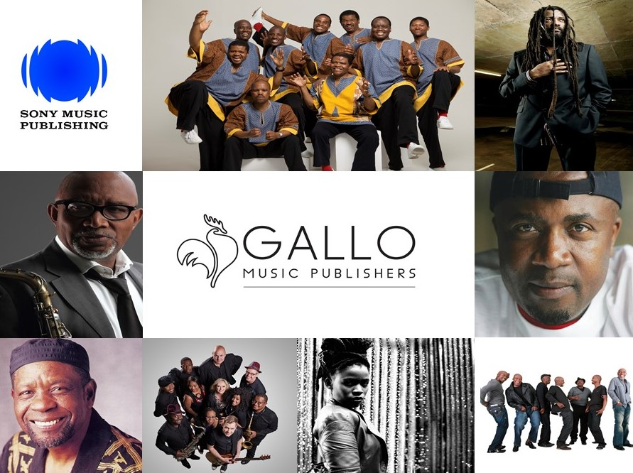 Sony Music Publishing Signs International Deal with Gallo Music Publishers